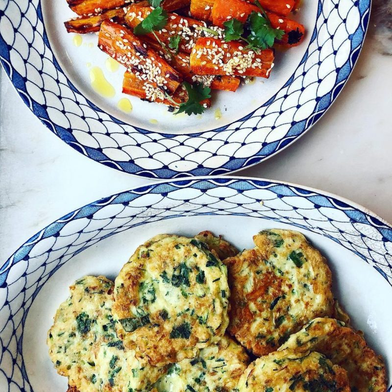 🌱ZUCCHINIFRITTERS🌱